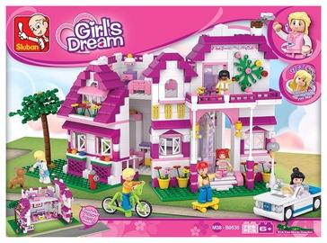 Konstruktorius Sluban Girl's Dream, Pajūrio vila