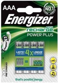 Uzlādējamais elements Energizer Accu Recharge Battery AAA 4x