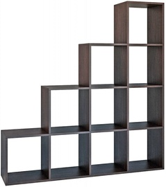 Top E Shop Shelf Unit Step RS-40 Wenge