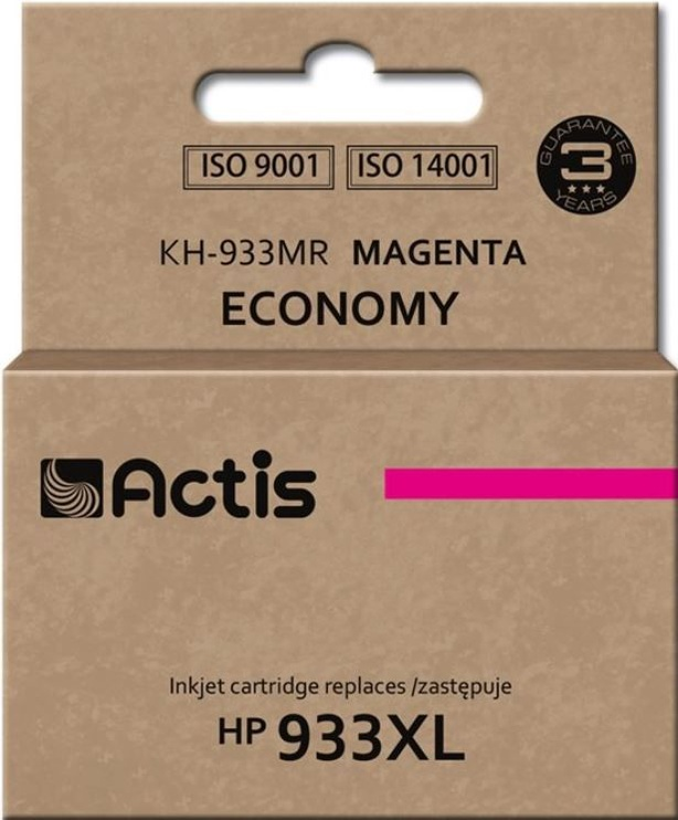 Кассета для принтера Actis Cartridge KH-933MR For HP 13ml Magenta