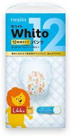 Autiņbiksītes Whito Diapers Pants, L, 44 gab.