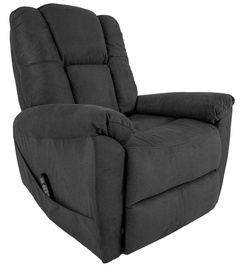 Кресло Home4you Superb 14032, серый, 86 см x 77 см x 105 см