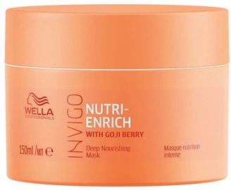 Kaukė plaukams Wella Invigo Nutri Enrich Deep Nourishing, 150 ml