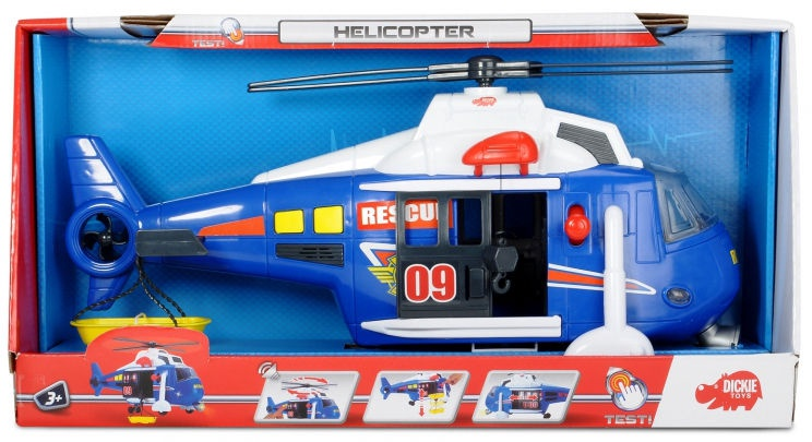 Dickie Toys Action Series Helicopter 3308356