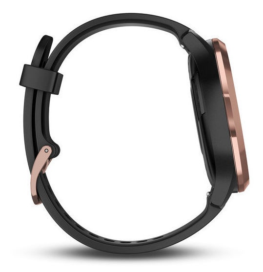 Garmin Vivomove HR S/M Rose Gold/Black