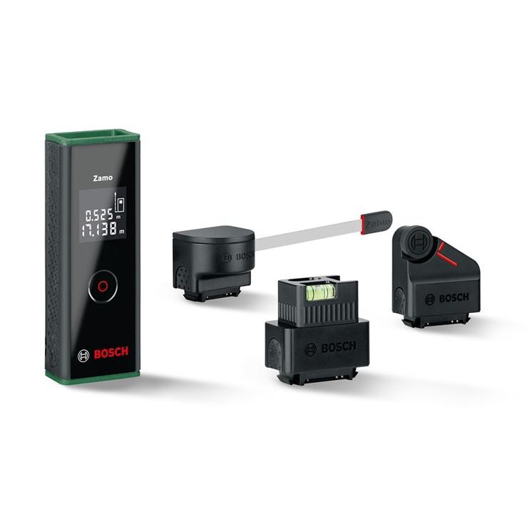 Digitaalne kaugusmõõtja Bosch Green Zamo III Set