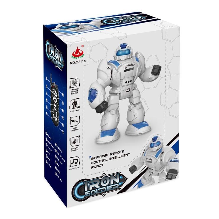 Rotaļlieta rc robots 27115