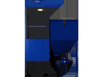 Granulinis katilas BIOKAITRA BIO95 kW, kairinis