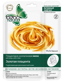 Dizao Natural Classic Mask 2 Stage 36g + 6g Golden Placenta
