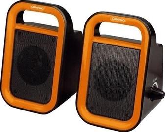 Omega OG119 Multimedia Speakers Orange
