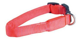 Record LED Collar Red