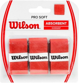 Wilson Pro Soft Overgrip WRZ4040OR