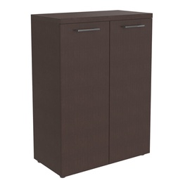 Skyland Office Bookshelf TMC 85.1 85.4x120.3x45.2cm Wenge Magic Z