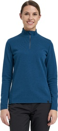 Audimas Merino Wool Mix Jumper Blue M