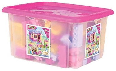 Wader Blocks For Girls In The Container 132pcs 41280