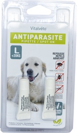 Vitalveto Insect Repellent Pipettes For Large Dogs