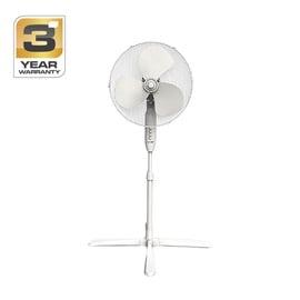 Pastatomas ventiliatorius su koja Midea FS40-20JA WH