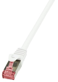 LogiLink CAT 6 S/FTP Cable White 2m