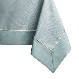 AmeliaHome Gaia Tablecloth PPG Mint 140x500cm