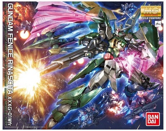 Bandai MG Gundam Fenice Rinascita
