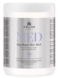 Kallos Med Deep Repair Hair Mask 1000ml