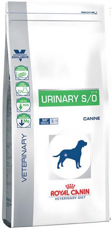 Royal Canin Urinary S/O Dog Dry Food 14kg