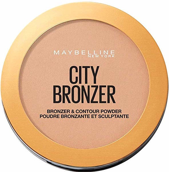Maybelline City Bronzer Bronzer & Contour Powder 9.25g Medium Cool