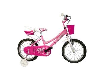 """Vaikiškas dviratis Dino Bikes 16"""""""