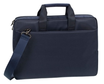 Сумка для ноутбука Rivacase, синий, 15.6″