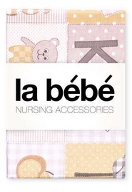 La Bebe Nursing Cotton Bedding Set 3pcs 2000000749211