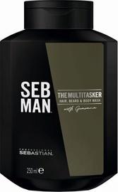 Dušas želeja Sebastian Professional Man, 250 ml