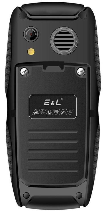 E&L S200 Black Grey