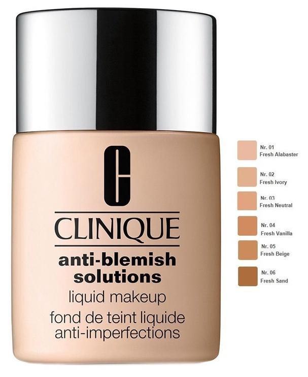 Clinique Anti-Blemish Solutions Liquid Makeup 30ml 02