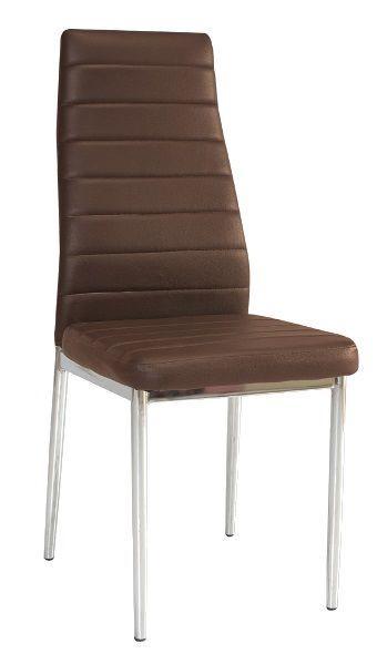 Valgomojo kėdė Signal Meble H261 Brown, 1 vnt.