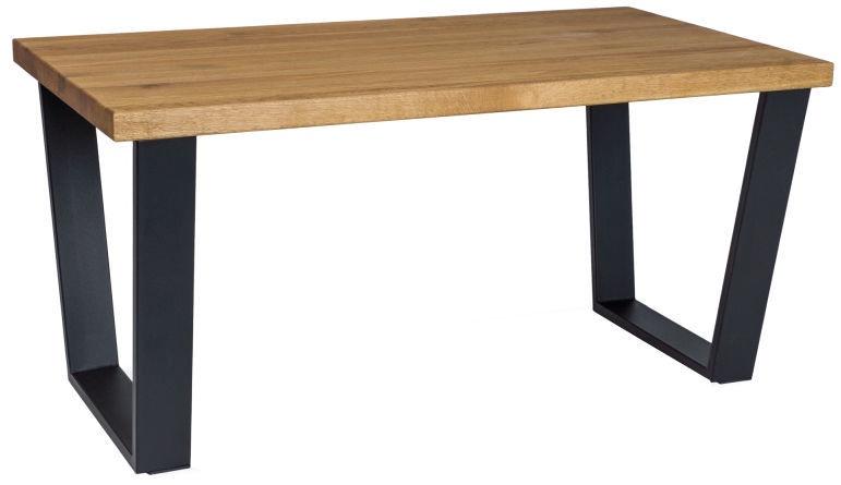 Kavos staliukas Signal Meble Valentino Oak, 1100x540x600 mm