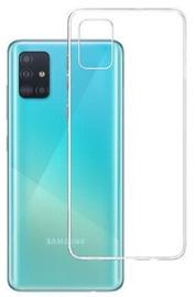 Чехол 3MK Samsung Galaxy A51 ClearCase, прозрачный