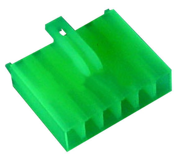 AC Ryan AUX 6Pin Female Connector UV Green