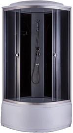 Gotland Shower Deep 90x215x90