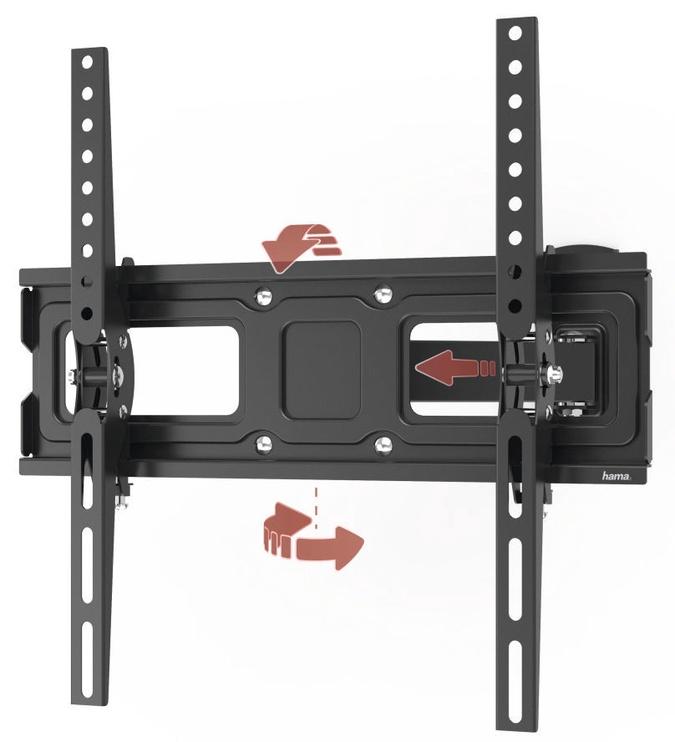 Hama TV Wall Bracket fullm.400x400 165cm