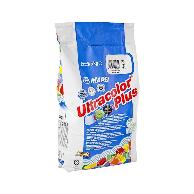 Plytelių tarpų glaistas Ultracolor Plus 137 Caribbean, 5 kg