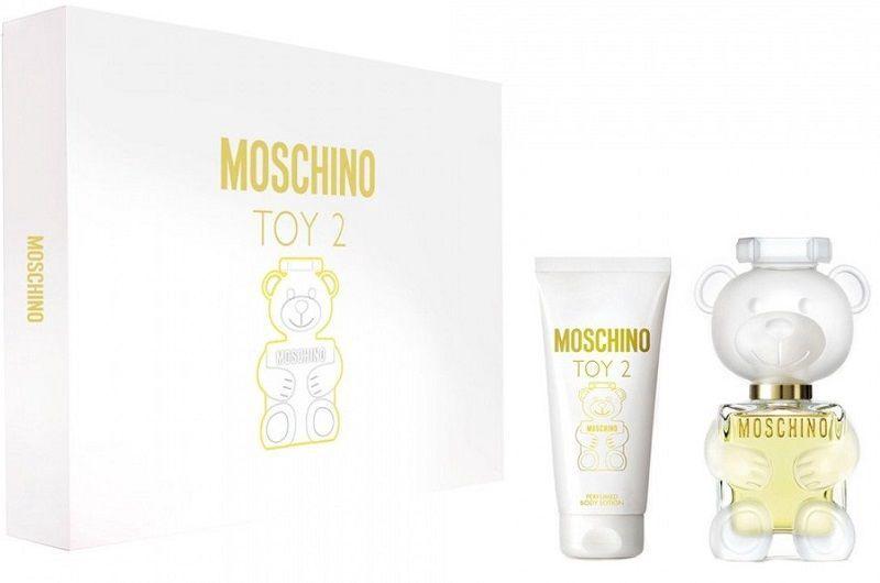 Парфюмированная вода Moschino Toy 2 30 мл EDP + 50 мл Лосьон для тела