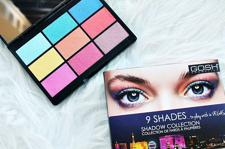 Gosh 9 Shades Shadow Collection 12g 03 To Play With in Vegas