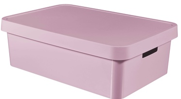 Curver Box With Lid Infinity 30L Pink