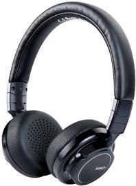 Aukey EP-B36 Bluetooth On-Ear Headphones Black