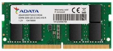 ADATA Premier 8GB 3200MHz CL22 DDR4 SODIMM AD4S320038G22-SGN
