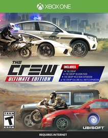 Crew Ultimate Edition Xbox One