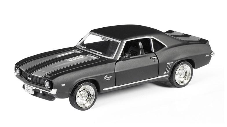 Žaislinė mašina RMZ city, Chevrolet camaro 554026M