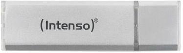 Intenso Alu Line 64GB USB 2.0 Silver