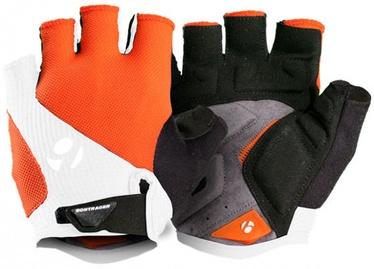 Bontrager Race Gel Gloves Orange/Teal XL