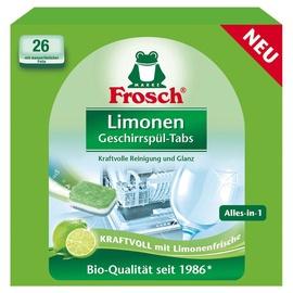 Капсулы для посудомоечной машины Frosch, 26 шт.